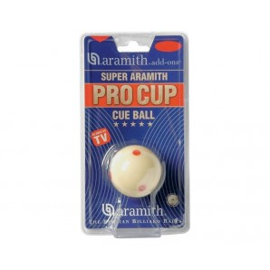 BOLA PRO-CUP TV SUPER ARAMITH 52,4MM