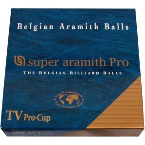 BOLAS POOL SUPER ARAMITH PRO TV