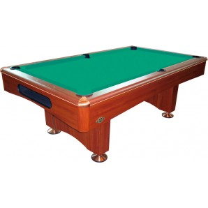 MESA DE BILLAR BUFFALO ELIMINATOR II MARRON 8 PIES