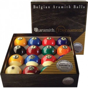 BOLAS POOL ARAMITH TOURNAMENT 57,2MM